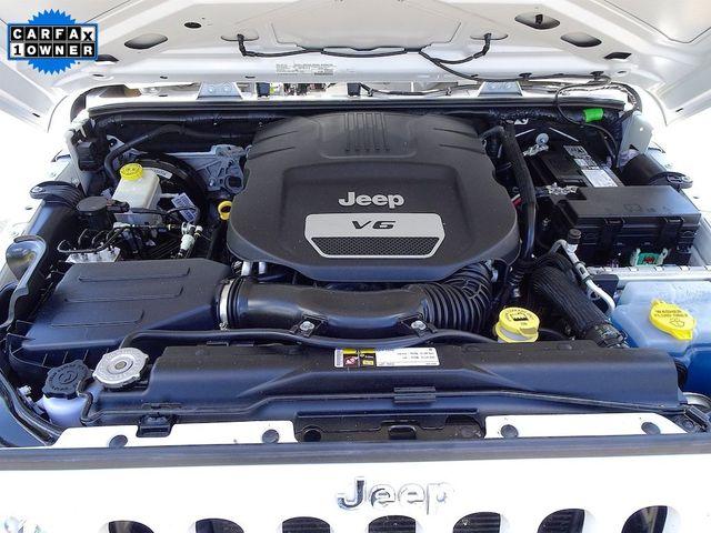 2016 Jeep Wrangler Unlimited Sport RHD Madison, NC 39