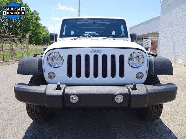 2016 Jeep Wrangler Unlimited Sport RHD Madison, NC 7