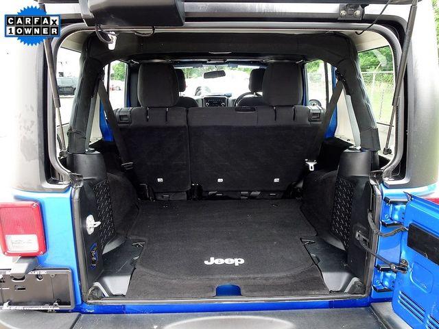 2016 Jeep Wrangler Unlimited Sport RHD Madison, NC 14