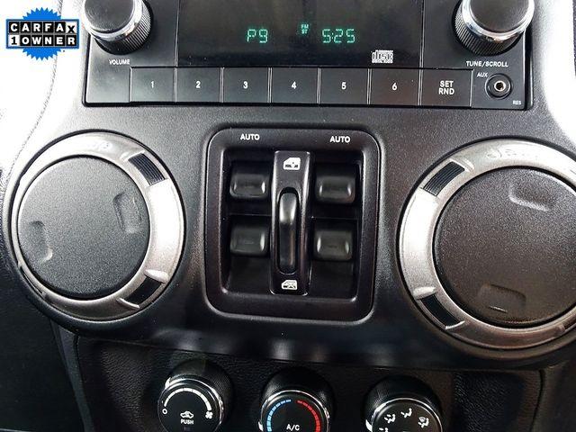 2016 Jeep Wrangler Unlimited Sport RHD Madison, NC 19