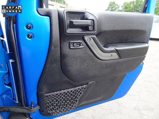 2016 Jeep Wrangler Unlimited Sport RHD Madison, NC 24