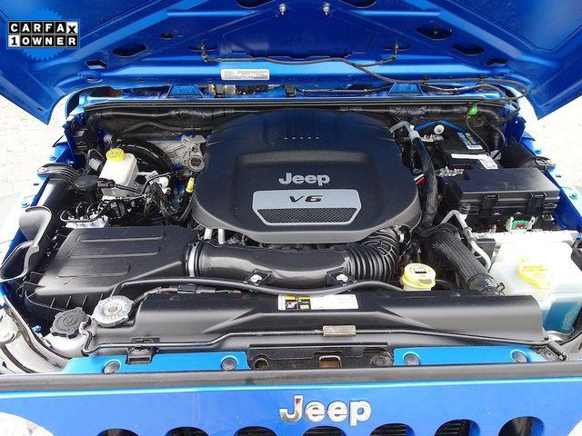 2016 Jeep Wrangler Unlimited Sport RHD Madison, NC 41