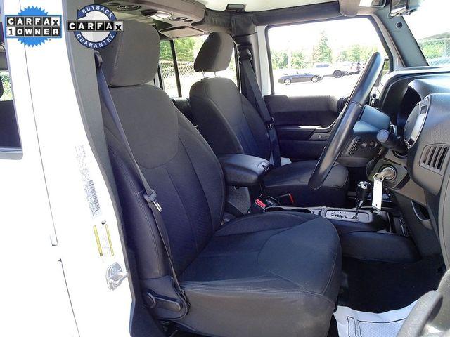 2016 Jeep Wrangler Unlimited Sport RHD Madison, NC 25