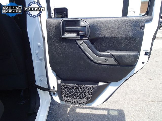2016 Jeep Wrangler Unlimited Sport RHD Madison, NC 26