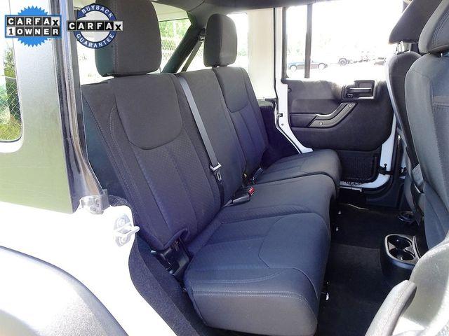 2016 Jeep Wrangler Unlimited Sport RHD Madison, NC 28