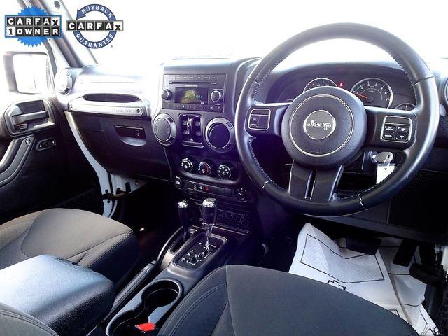 2016 Jeep Wrangler Unlimited Sport RHD Madison, NC 35