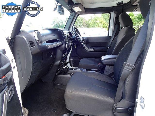 2016 Jeep Wrangler Unlimited Sport RHD Madison, NC 37
