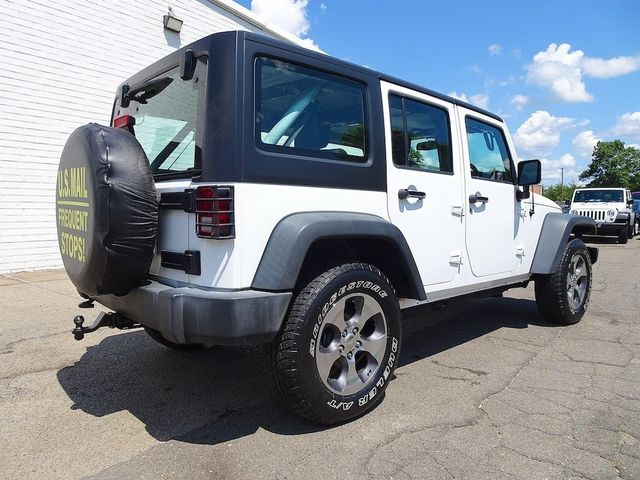 2016 Jeep Wrangler Unlimited Sport RHD Madison, NC 2