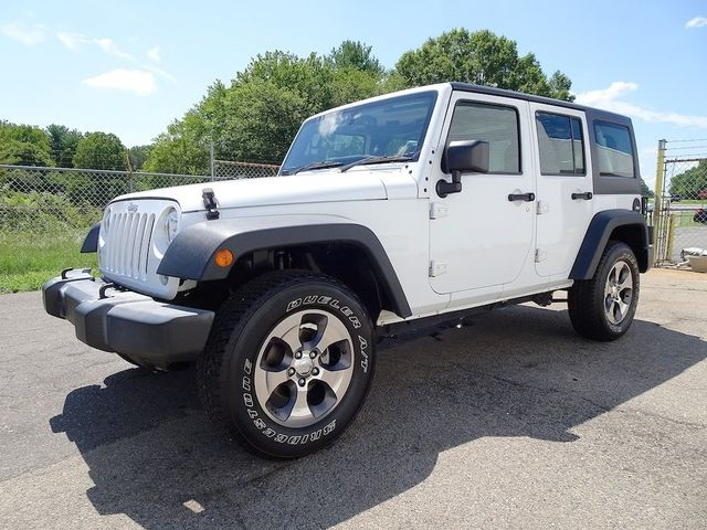 2016 Jeep Wrangler Unlimited Sport RHD Madison, NC 6