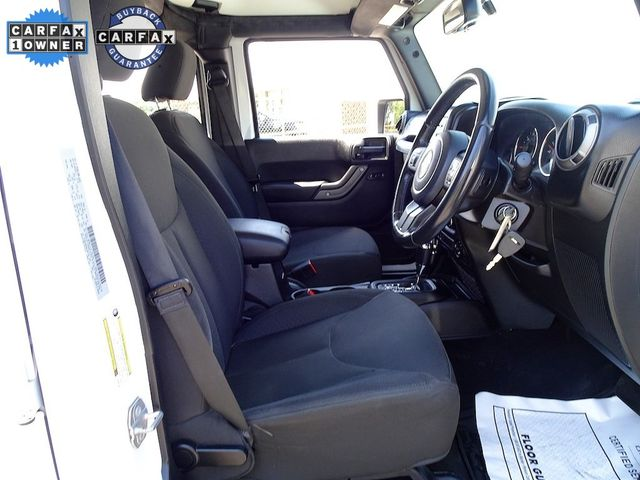 2016 Jeep Wrangler Unlimited Sport RHD Madison, NC 24