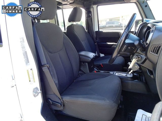 2016 Jeep Wrangler Unlimited Sport RHD Madison, NC 25