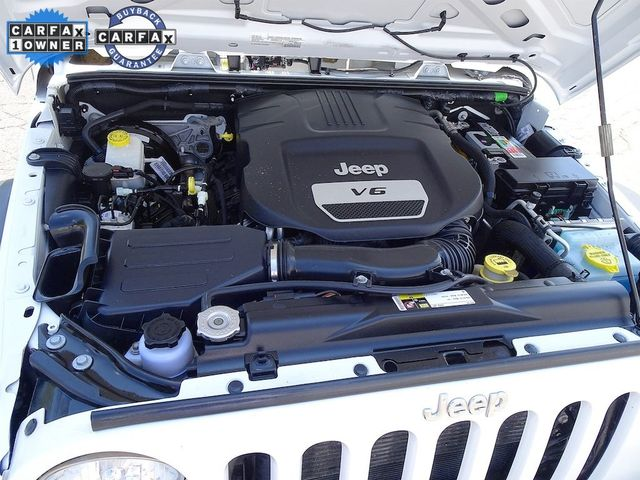 2016 Jeep Wrangler Unlimited Sport RHD Madison, NC 41