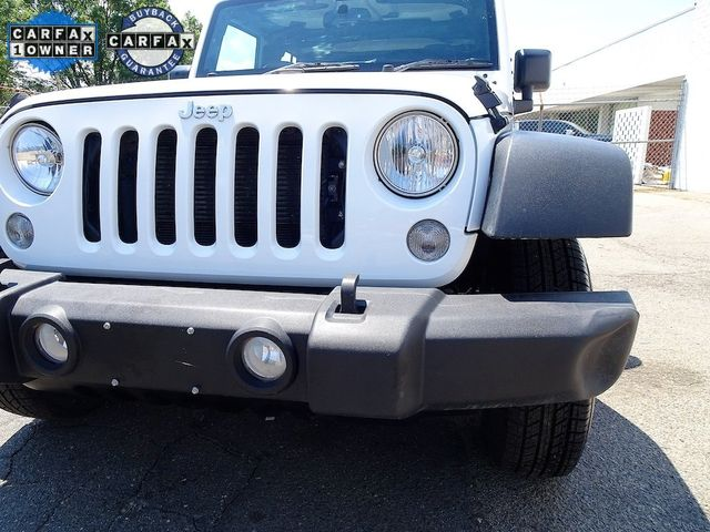 2016 Jeep Wrangler Unlimited Sport RHD Madison, NC 9