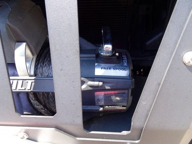 2016 Jeep Wrangler Unlimited Sahara Madison, NC 11