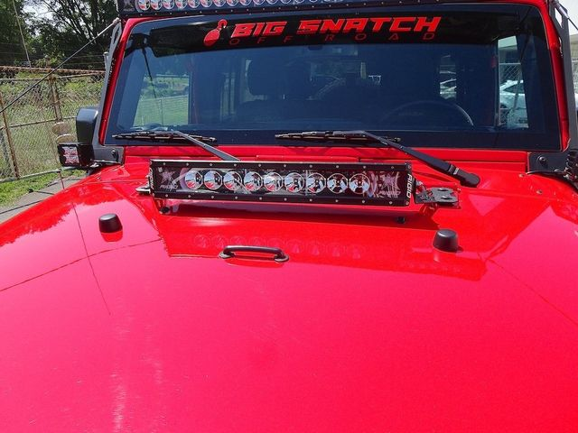 2016 Jeep Wrangler Unlimited Sahara Madison, NC 13