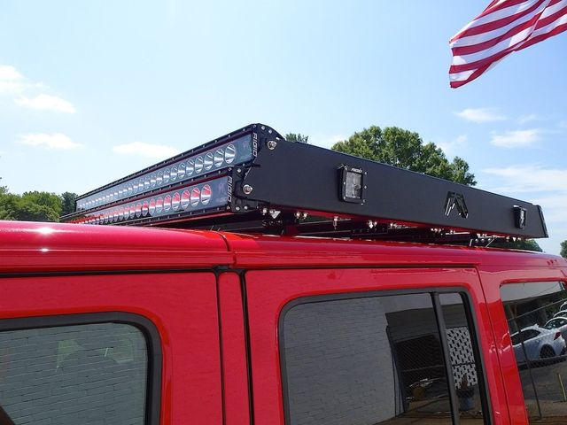 2016 Jeep Wrangler Unlimited Sahara Madison, NC 17