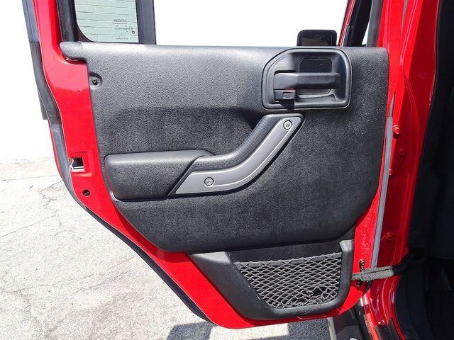 2016 Jeep Wrangler Unlimited Sahara Madison, NC 42