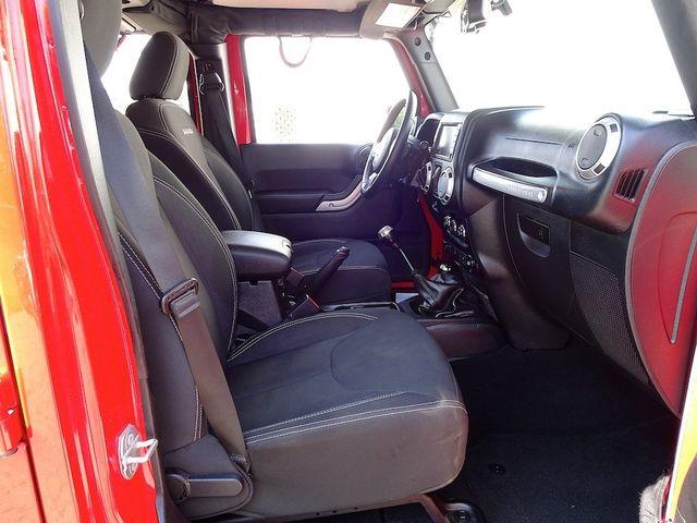 2016 Jeep Wrangler Unlimited Sahara Madison, NC 53