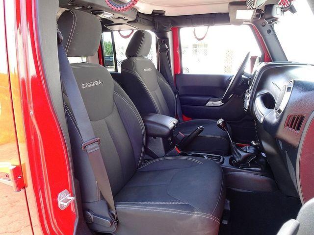 2016 Jeep Wrangler Unlimited Sahara Madison, NC 54