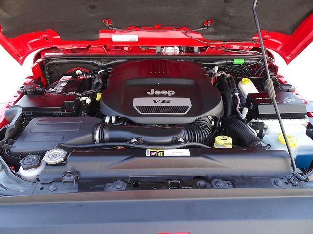 2016 Jeep Wrangler Unlimited Sahara Madison, NC 59