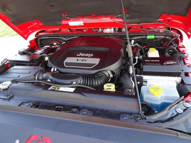 2016 Jeep Wrangler Unlimited Sahara Madison, NC 61