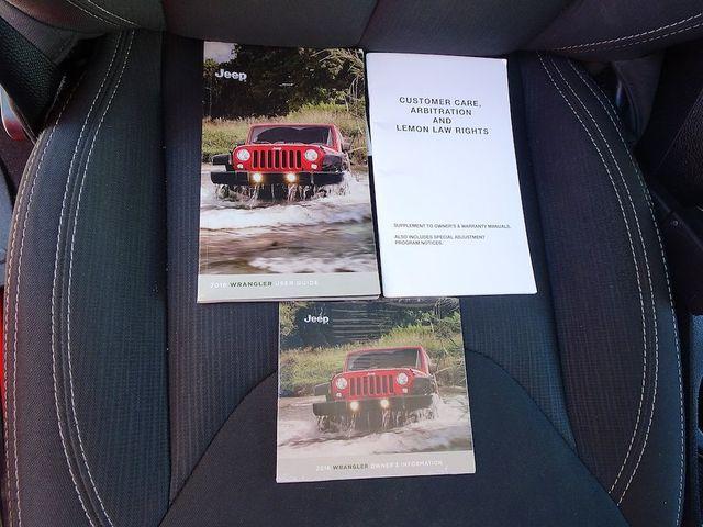 2016 Jeep Wrangler Unlimited Sahara Madison, NC 62