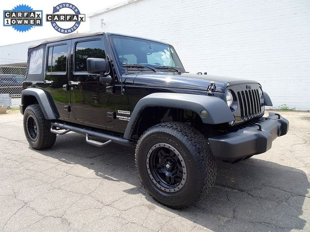 2016 Jeep Wrangler Unlimited Sport Madison, NC 1