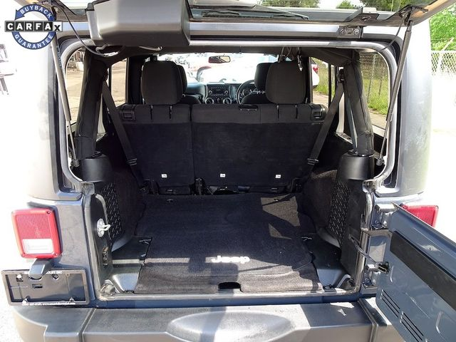 2016 Jeep Wrangler Unlimited Sport RHD Madison, NC 13