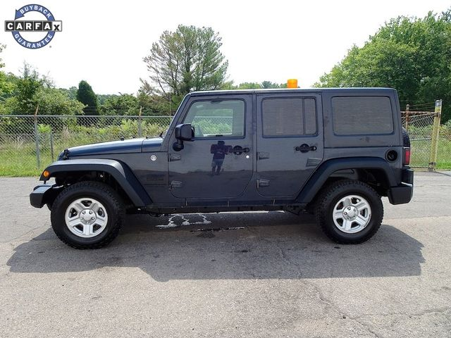 2016 Jeep Wrangler Unlimited Sport RHD Madison, NC 5