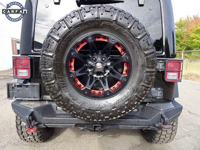 2016 Jeep Wrangler Unlimited Black Bear Madison, NC 18