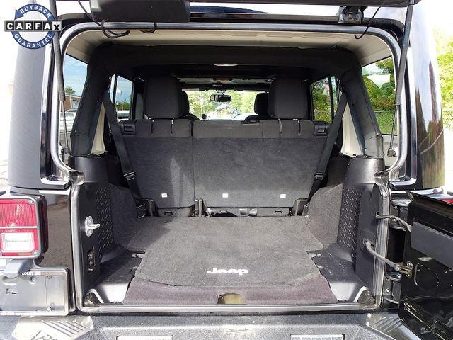 2016 Jeep Wrangler Unlimited Black Bear Madison, NC 20