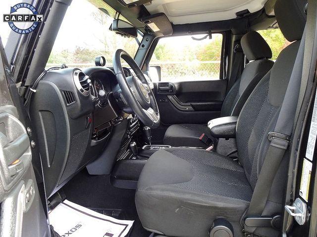 2016 Jeep Wrangler Unlimited Black Bear Madison, NC 31