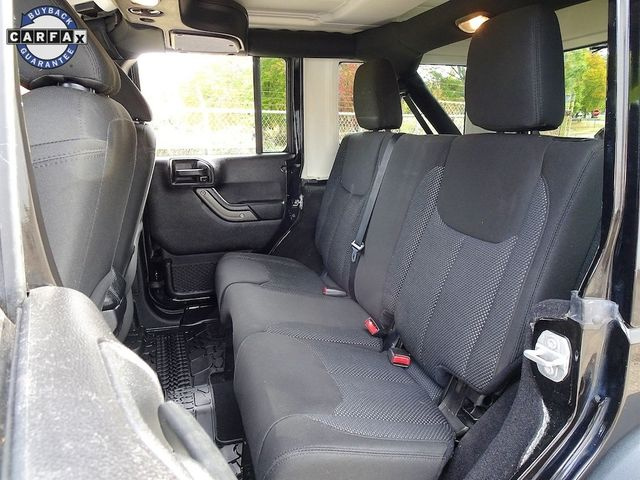 2016 Jeep Wrangler Unlimited Black Bear Madison, NC 35