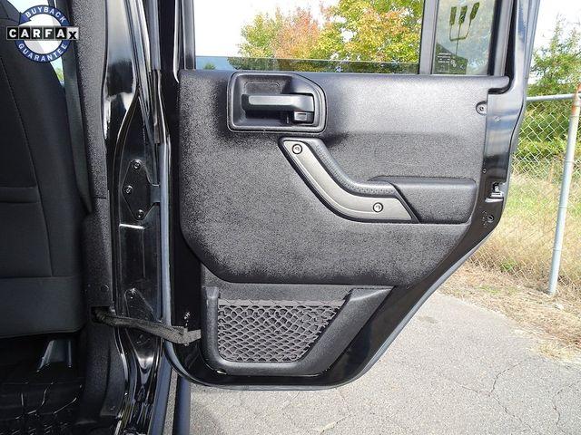 2016 Jeep Wrangler Unlimited Black Bear Madison, NC 36