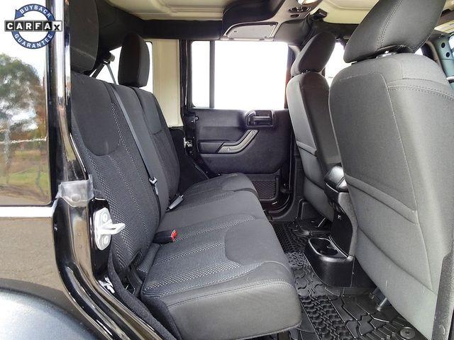2016 Jeep Wrangler Unlimited Black Bear Madison, NC 37
