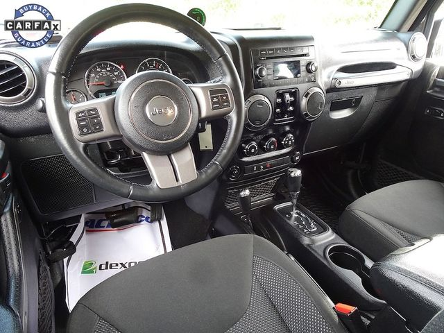 2016 Jeep Wrangler Unlimited Black Bear Madison, NC 41