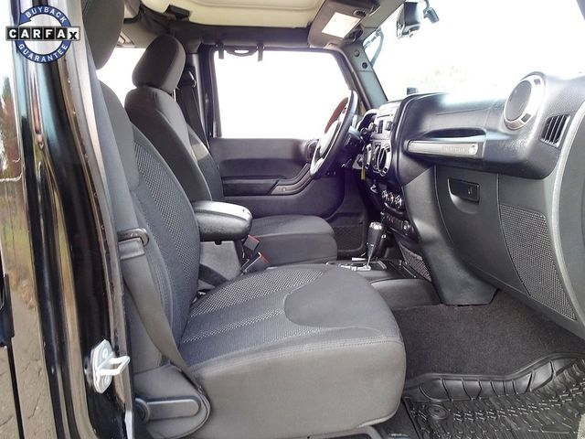 2016 Jeep Wrangler Unlimited Black Bear Madison, NC 44