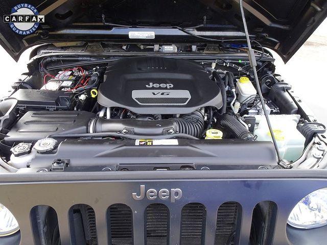 2016 Jeep Wrangler Unlimited Black Bear Madison, NC 48