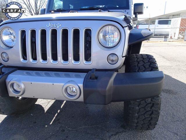 2016 Jeep Wrangler Unlimited Sahara Madison, NC 9