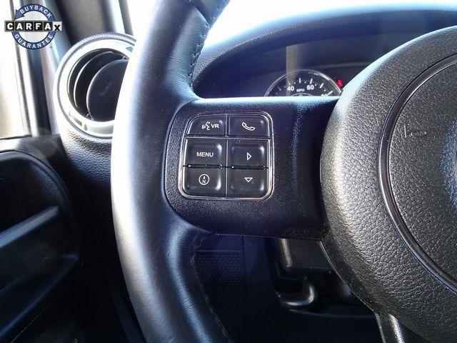 2016 Jeep Wrangler Unlimited Sahara Madison, NC 18