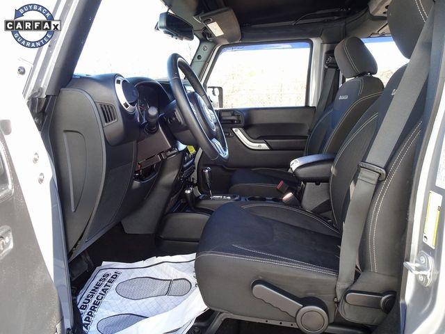 2016 Jeep Wrangler Unlimited Sahara Madison, NC 27