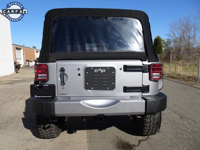 2016 Jeep Wrangler Unlimited Sahara Madison, NC 2