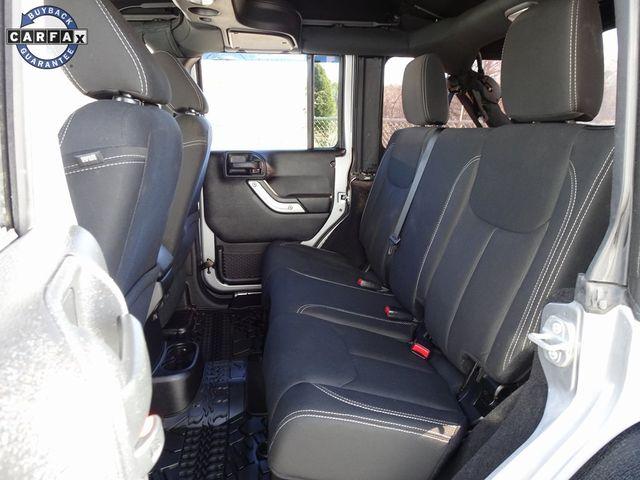 2016 Jeep Wrangler Unlimited Sahara Madison, NC 32