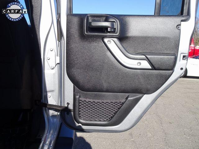 2016 Jeep Wrangler Unlimited Sahara Madison, NC 33