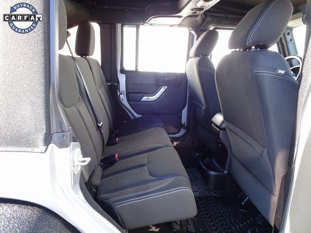 2016 Jeep Wrangler Unlimited Sahara Madison, NC 34