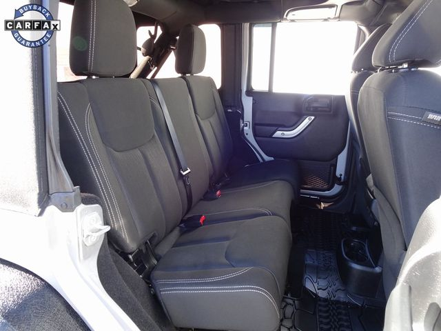 2016 Jeep Wrangler Unlimited Sahara Madison, NC 35
