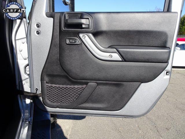 2016 Jeep Wrangler Unlimited Sahara Madison, NC 40