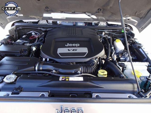 2016 Jeep Wrangler Unlimited Sahara Madison, NC 45