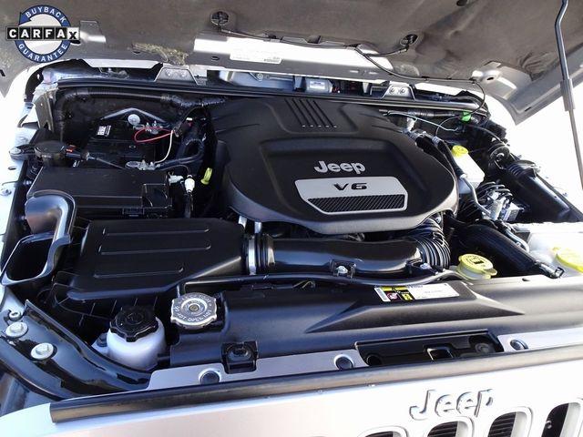 2016 Jeep Wrangler Unlimited Sahara Madison, NC 46