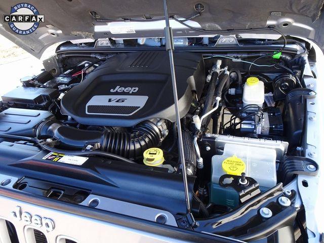 2016 Jeep Wrangler Unlimited Sahara Madison, NC 47